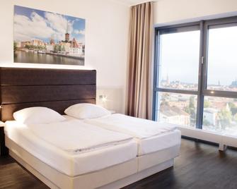 Viva Hotel Lübeck - Lübeck - Bedroom