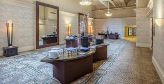 Crowne Plaza Indianapolis - Downtown Union Station, An Ihg Hotel - אינדיאנאפוליס - מסעדה