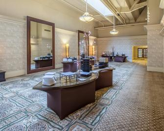 Crowne Plaza Indianapolis - Downtown Union Station, An Ihg Hotel - Indianápolis - Restaurante