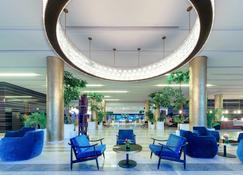 Sofitel Abidjan Hotel Ivoire - Abidjan - Resepsjon