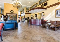 Comfort Suites Near Nasa - Clear Lake - Webster - Lobby