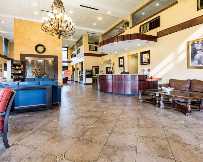 Comfort Suites Near Nasa - Clear Lake - Webster - Σαλόνι ξενοδοχείου