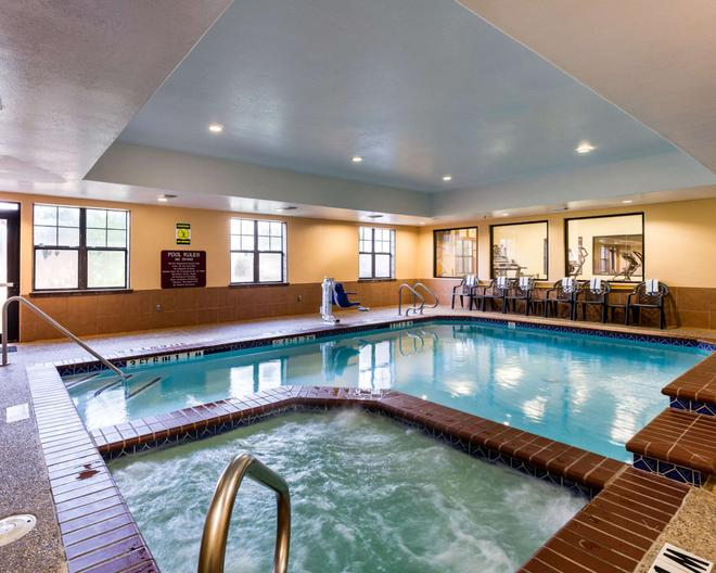Comfort Suites Near Nasa - Clear Lake - Webster - Πισίνα
