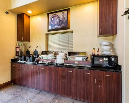 Comfort Suites Near Nasa - Clear Lake - Webster - Buffet