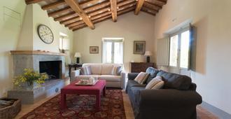 Tenuta Santo Pietro - Pienza - Sala de estar