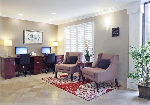 Best Western PLUS Marina Shores Hotel - Dana Point - Centro de negocios