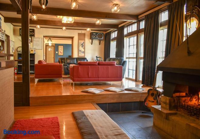 Mojo Lodge Hakuba - Hakuba - Lounge