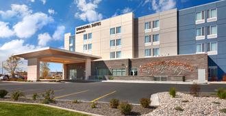 SpringHill Suites by Marriott Idaho Falls - Idaho Falls - Building