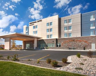 SpringHill Suites by Marriott Idaho Falls - Idaho Falls - Edificio