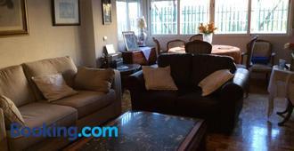 Piso tranquilo en zona residencial - Madrid - Sala de estar
