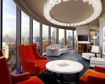 Omni Dallas Hotel - Dallas - Sala de estar