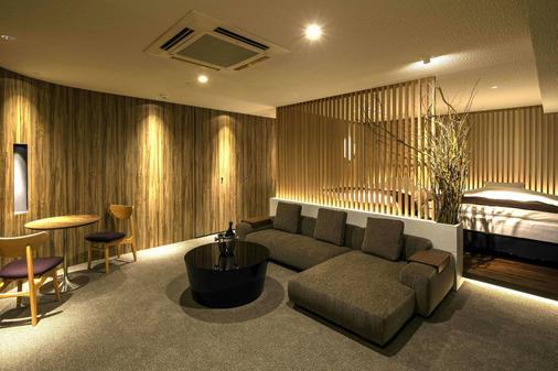 Hotel The Grandee Shinsaibashi - Osaka - Oleskelutila