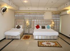 アペックス イン - イスラマバード - 寝室