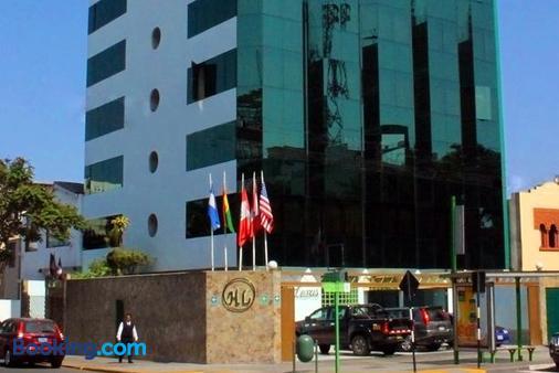 Hotel Lexus - Lima - Building