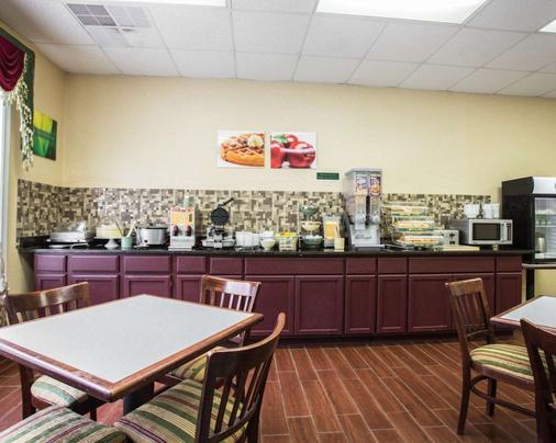 Quality Inn Harbison Area - Columbia - Buffet