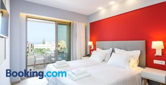 Menta City Boutique Hotel - Réthymno Town - Phòng ngủ