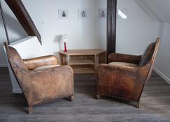 1834 & Spa - Colmar - Living room