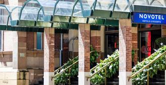 Novotel Sydney Central - Sídney - Edificio