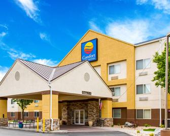 Comfort Inn and Suites Orem near University - Orem - Building