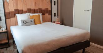 約登先生酒店 - 阿姆斯特丹 - 阿姆斯特丹 - 臥室