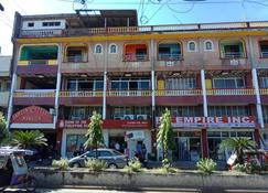 Garcia Legaspi Mansion - Kalibo - Building