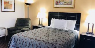 Flamingo Inn - Elk City - Bedroom