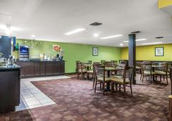 Quality Inn - Barre - Restaurant
