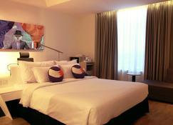 Fox Hotel Pekanbaru - Пеканбару - Спальня