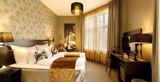 Saga Hotel Oslo, BW Premier Collection - אוסלו - חדר שינה