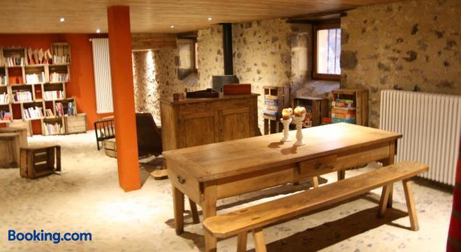 La Maison de Jeanne - Thiézac - Dining room