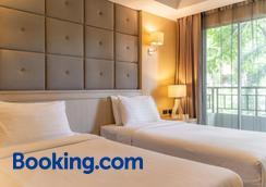曼谷奧恩酒店 - 曼谷 - 曼谷 - 臥室