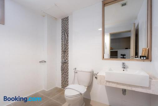 曼谷奧恩酒店 - 曼谷 - 曼谷 - 浴室