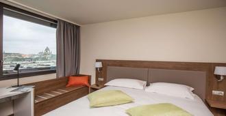 Campanile Metz Centre - Gare - แม็ส - ห้องนอน