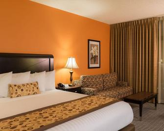 Oakland Airport Executive Hotel - Oakland - Schlafzimmer