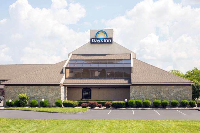 Days Inn by Wyndham Maumee/Toledo - Maumee - Rakennus