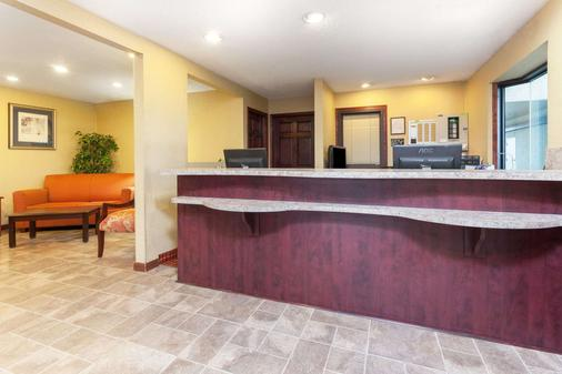 Days Inn by Wyndham Maumee/Toledo - Maumee - Ρεσεψιόν