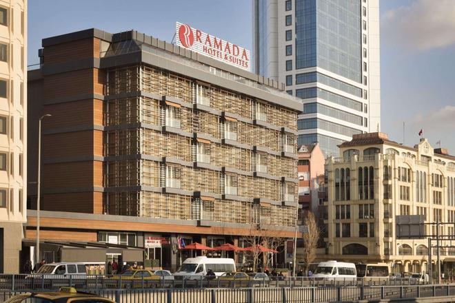 Ramada Hotel & Suites by Wyndham Istanbul Sisli - Estambul - Edificio
