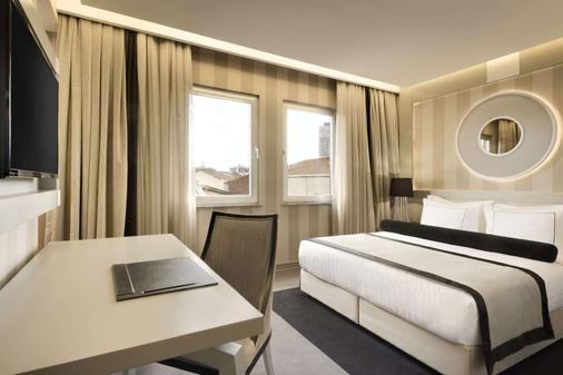 Ramada Hotel & Suites by Wyndham Istanbul Sisli - Istanbul - Makuuhuone
