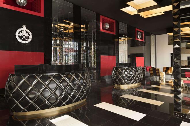 Ramada Hotel & Suites by Wyndham Istanbul Sisli - Estambul - Recepción