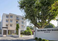 Best Western Plus Hotel Elixir Grasse - Grasse - Building