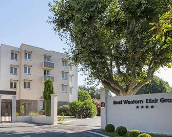 Best Western Plus Hotel Elixir Grasse - Грасс - Building