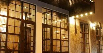 百樂飯店 - 哈爾科夫 - 建築