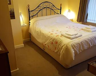 A. B&B - Glastonbury - Гластонбері - Bedroom