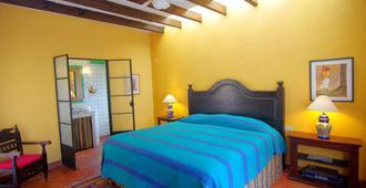 Casa de la Noche - San Miguel de Allende - Bedroom