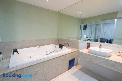 Hotel Girassol Plaza - Palmas - Bathroom