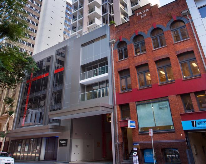 曼塔拉城中公寓 - 布里斯本 - 建築