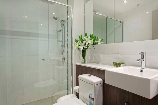 曼塔拉城中公寓 - 布里斯本 - 浴室