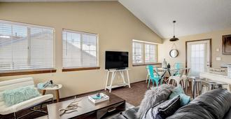 Charming Studio Heart of RiNo District - Denver - Sala de estar