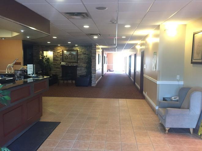 Ace Inn - Fort McMurray - Aula