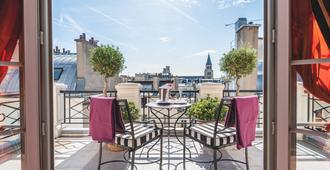 L'hotel - Paris - Balcony
